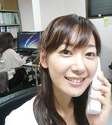 加地優子さんのご案内
